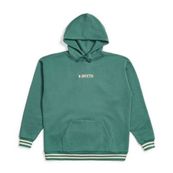Brixton Stowell IV Hoody - Emerald
