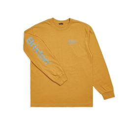 Brixton Palmer II T-Shirt - Maize