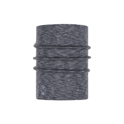Buff Merino Heavy Multi Stripes - Fog Grey