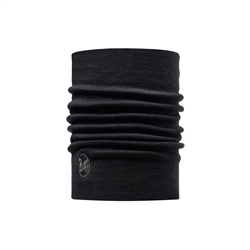 Buff Merino Heavy Solid - Black