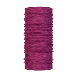 Buff Merino Multi Stripes - Raspberry