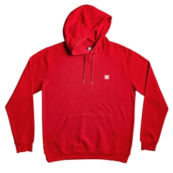 DC Shoes Rebel Hoody - Red