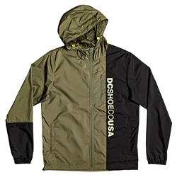 DC Shoes Dagup Triple Block Jacket - Green