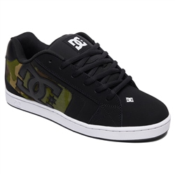 DC Shoes Net SE Shoes - Black & Camo
