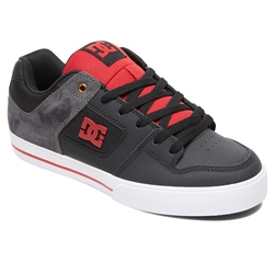 DC Shoes Pure SE Shoes - Black & Red