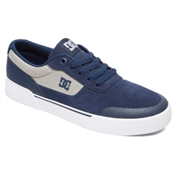 DC Shoes Switch Plus Shoes - Navy & Grey