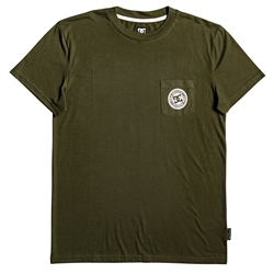 DC Shoes Basic Pocket T-Shirt - Green