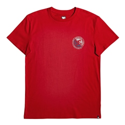 DC Shoes Bright Roller T-Shirt - Red