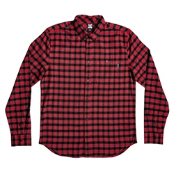 DC Shoes Northboat Shirt - Red