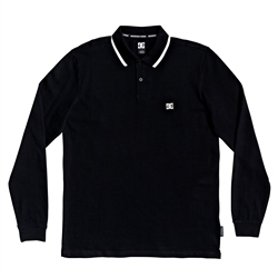 DC Shoes Stoneybrook Polo Shirt - Black