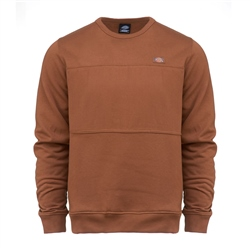 Dickies Fairview Sweatshirt - Brown Duck