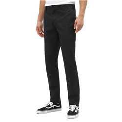 Dickies Slim Fit Work Trousers - Black