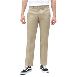 Dickies Slim Straight Work Trousers - Khaki