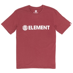 Element Blazin T-Shirt - Port