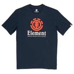 Element Vertical T-Shirt - Eclipse