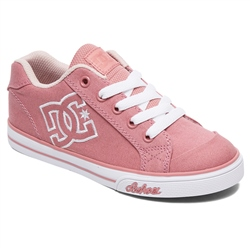 DC Shoes Chelsea TX Shoes - Pink & Black