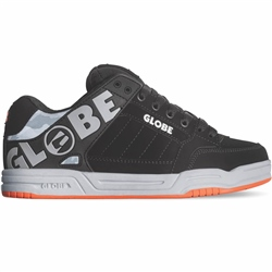 Globe Tilt Shoes - Black & Grey