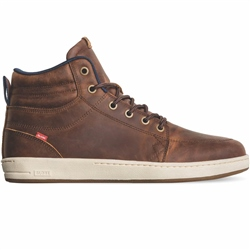 Globe GS Boots - Brown Leather
