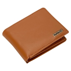 Hurley One & Only Leather Wallet - Multi