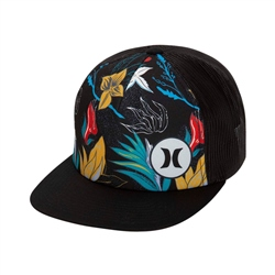 Hurley Mixtape 2 Hat - Black