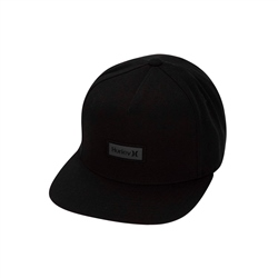 Hurley One & Only Boxed Reflective Hat - Black