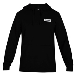 Hurley One & Only Box Geo Hoody - Black