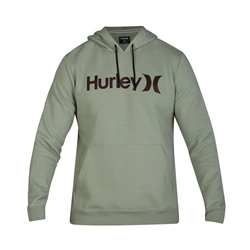 Hurley Surf One & Only Hoody - Jade