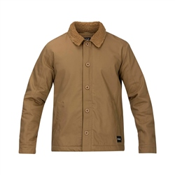 Hurley Military Jacket - Beech