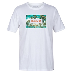 Hurley Boarders T-Shirt - White