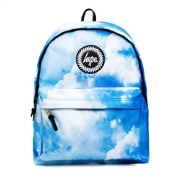 Hype Clouds Backpack - Blue