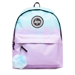 Hype Drips Backpack - Blue & Lilac