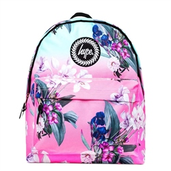 Hype Floral Fade Backpack - Multi