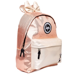 Hype Minnie Glam Backpack  - Gold