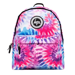 Hype Pink Wavey 18L Backpack - Multi