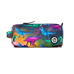 Hype Dino Space Pencil Case - Multi