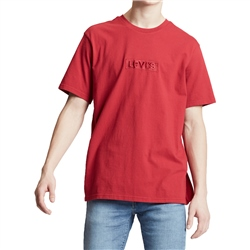 Levi's Ralaxed Graphic T-Shirt - Brilliant Red