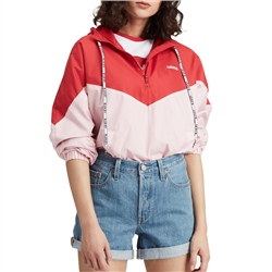 Levi's Kimora Jacket - Pink & Red