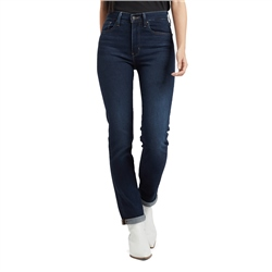Levi's 724 High Rise Straight Jeans - London Bridge