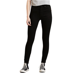 Levi's Mile High Skinny Jeans - Black