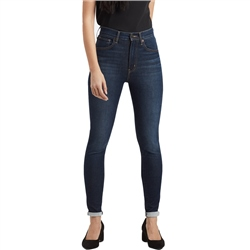 Levi's Mile High Skinny Jeans - Blue