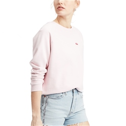 Levi's Relaxed Sweatshirt - Pink