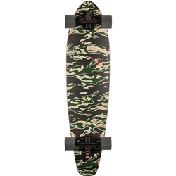 "Globe All-Time 35.8"" Skateboard - Tiger Camo"