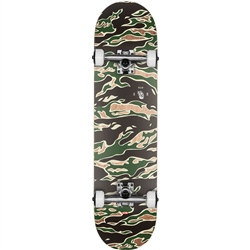 Globe Full On Skateboard - Tiger Camo