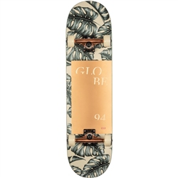 Globe G2 Mod Log Skateboard - Hurricane Leaves