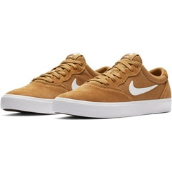 Nike SB Chron SLR Shoes - Brown