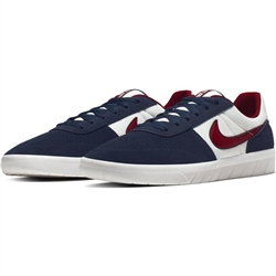 Nike SB Team Classic Shoes - Blue