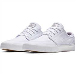 Nike SB Zoom Stefan Janoski Canvas RM Shoes - White
