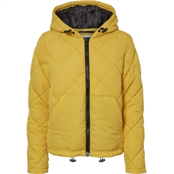 Noisy May Malcom Jacket - Golden Rod