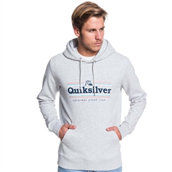 Quiksilver Get Buzzy Hoody - Heather