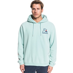 Quiksilver Sweet As Hoody - Turquoise
